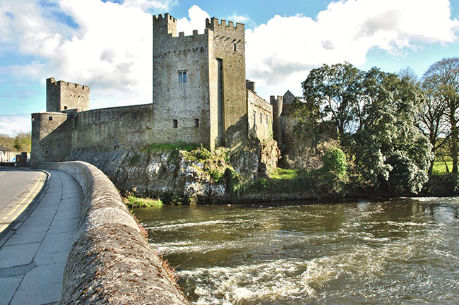 Cahir Castle heritage activities